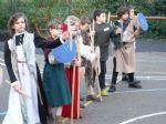Oak Class Saxon wow day