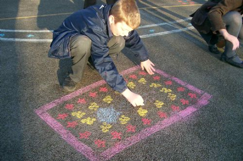 image - Oak Rangoli Patterns (Feb 12)