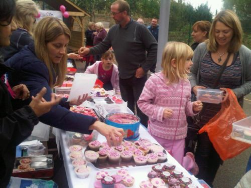image - cake sale (Oct 12)