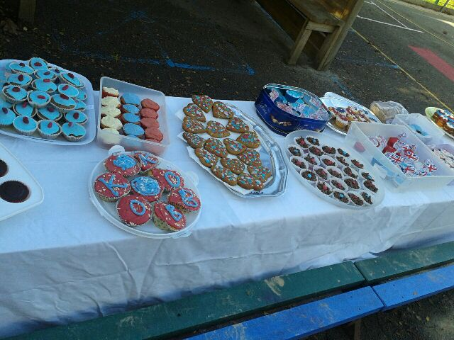 image - Cake sale (Oct 14)