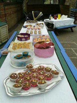 image - Cake sale (May 14)