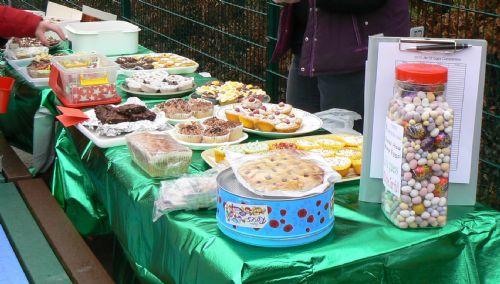 image - Cake sale (Mar 12)