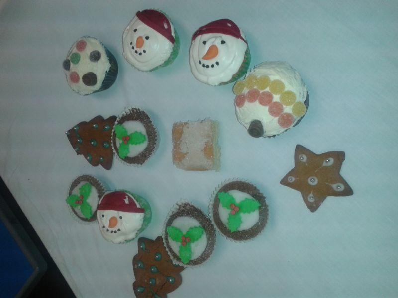 cake sale (Dec 14)