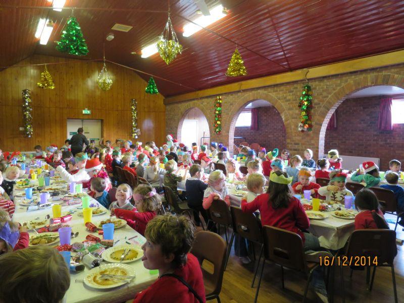 Christmas dinner (Dec14)
