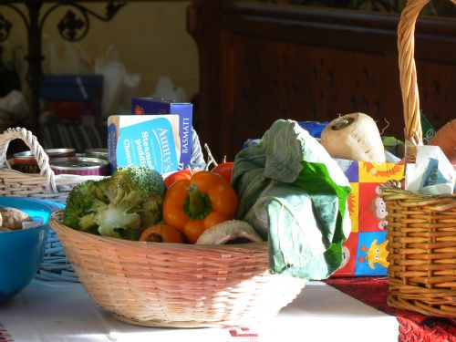 image - Harvest Festival (Oct 11)