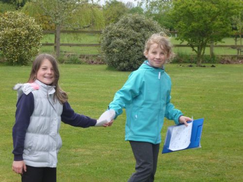 image - Oak orienteering (May 13)