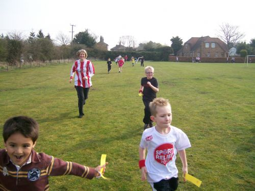 image - Sport Relief (Mar 12)