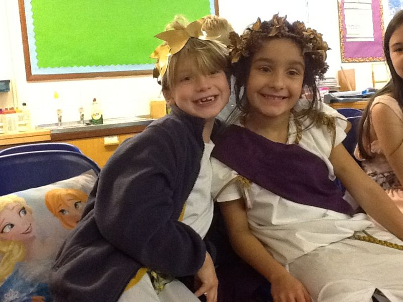 Chestnut Roman day (Dec 14)