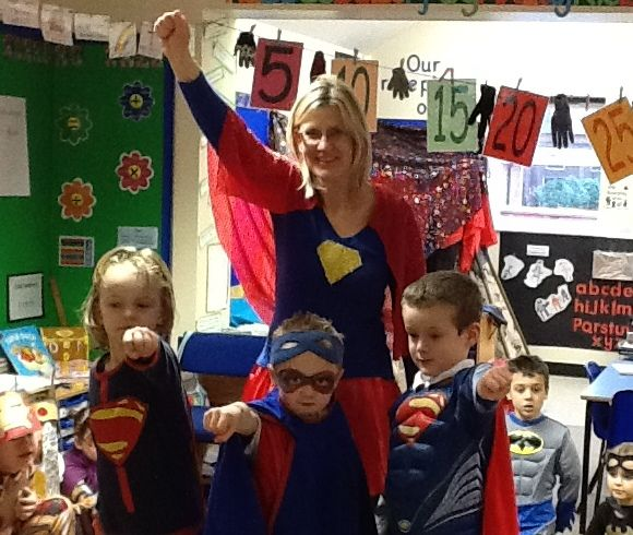 image - Superhero day (Jan 14)